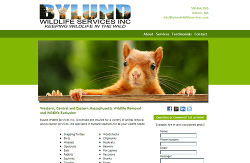 Bylund Wildlife Services